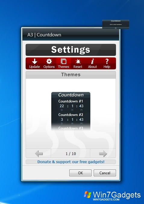 Download Free Countdown Timer for Windows 7 free - Windows 7 Download