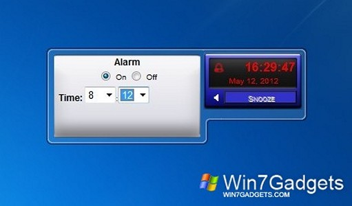 alarme windows