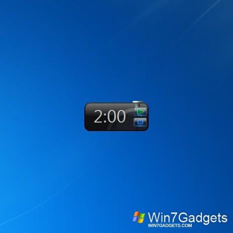 Stopwatch / Countdown Gadget That Works Great On Your Desktop