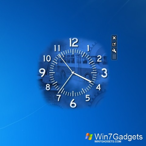 Скачать часы для windows 7