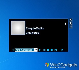 Media Player PRO gadget