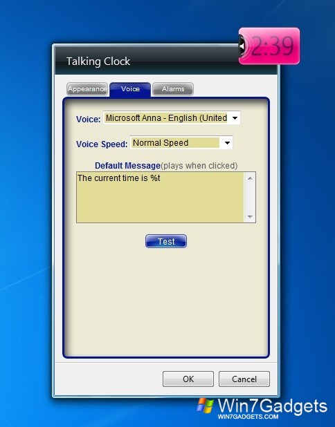 Some Key Features Of Multilingual Speaking Clock