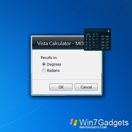 How to Use the Calculator in Windows Vista - dummies