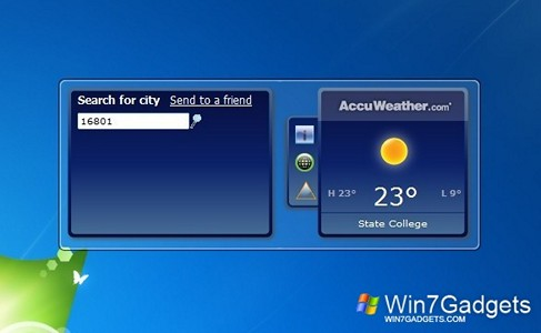 AccuWeather Forecast 4
