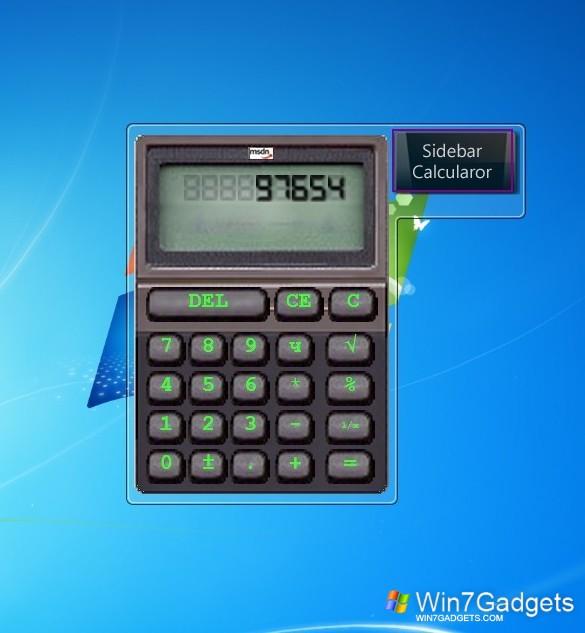 Vista Calculator 1.0