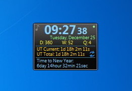 Digital Clock Version 1.2