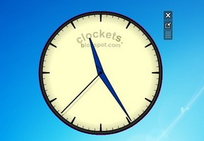 Clocket1 - Simple
