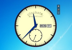 Clocket1 - Moon Phase