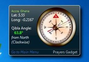 Prayers Gadget 4.0