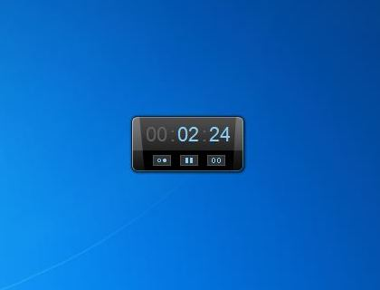 Timer Windows 7 Gadgets