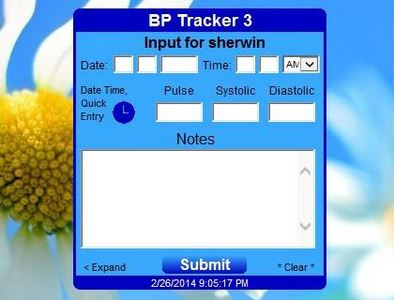bp tracker