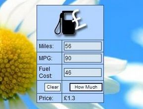 Fuel Cost Calculator 1.0.0