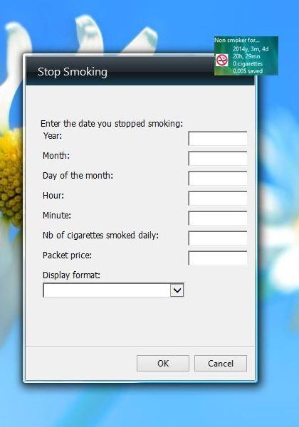 Stop Smoking Computer