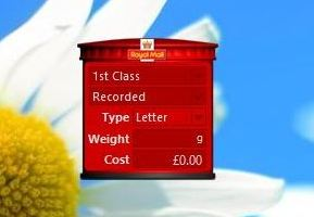 Postage Calculator (UK) 1.31
