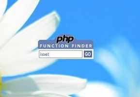 PHP Function Finder Mini 1.5