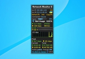 Network Monitor II 20.0