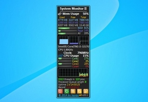 System Monitor II