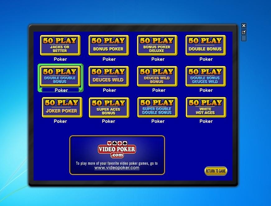 Windows 7 poker game download