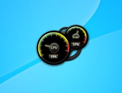 Windows desktop gadgets world clock
