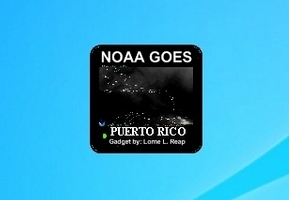 NOAA GOES East Puerto Rico