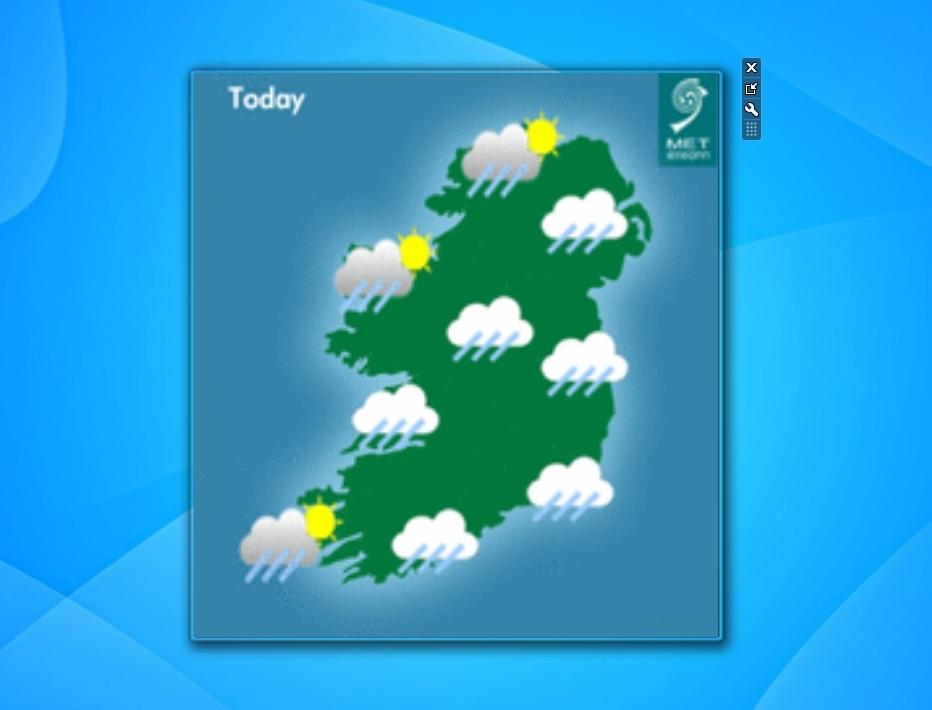 weather for ireland