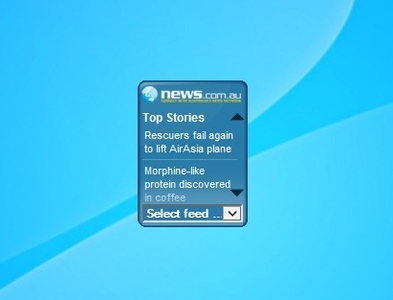 NEWS.com.au RSS Reader