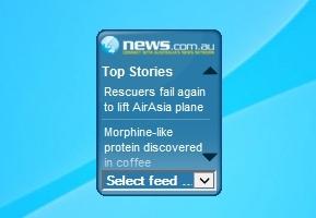 News & RSS - Windows 7/8/10 Gadgets