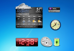 Yahoo! Widget Engine 4.5.2