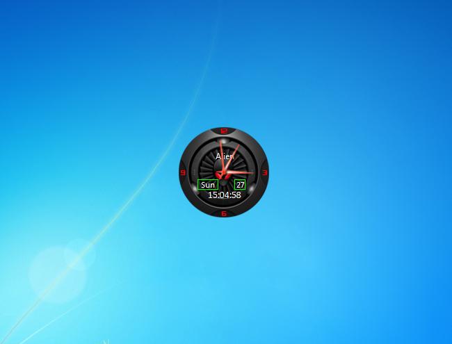 Windows 7 и 8 описание: rtm clock 7 edition.