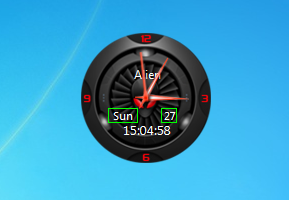 Clock Gadgets - Windows 7/8/10 Gadgets