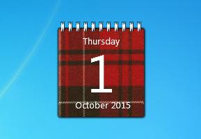 google calendar windows 10 widget