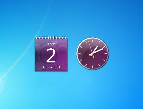 Microsoft Clocks S