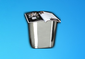Recycle Bin Metalico