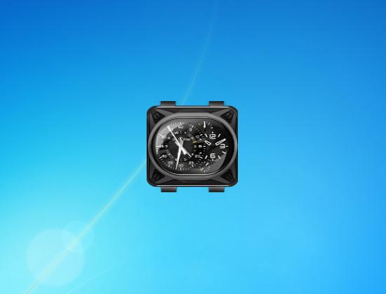 gadget chronometre pour windows 7. Black Bedroom Furniture Sets. Home Design Ideas